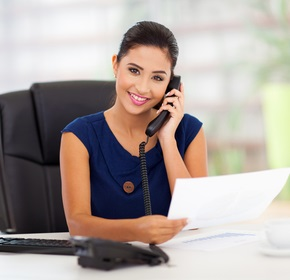 Prepare for telephone interview