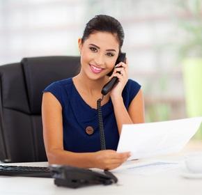 Prepare for telephone interview