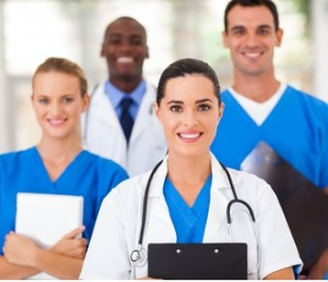 Top 10 jobs in healthcare