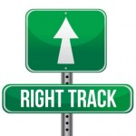 Keep your job search on the right track