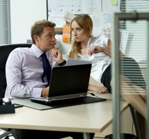 Avoid a workplace affair
