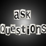 Ask questions for career success