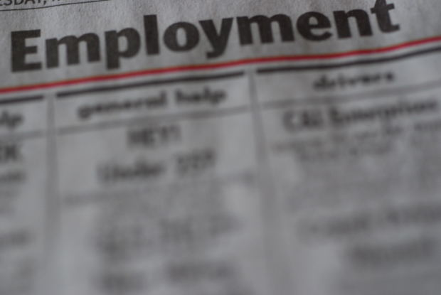 avoiding job scams