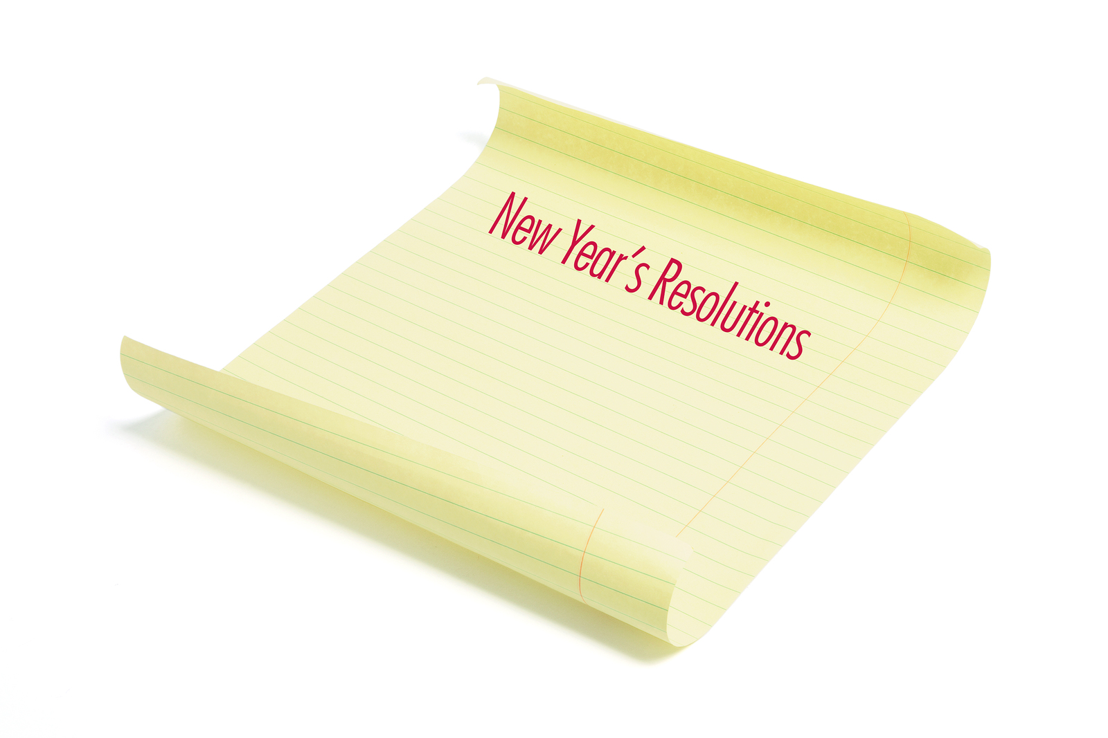 new year's resolutions for the workplace