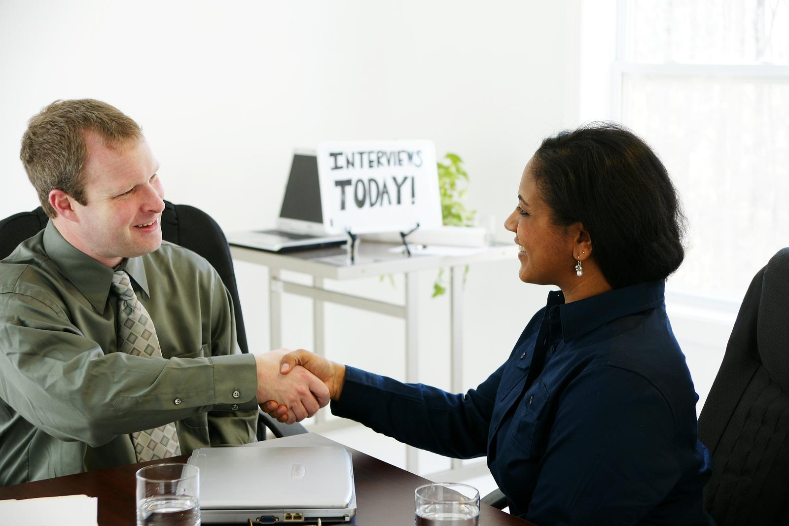 follow up job interview