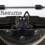 antiquated resume practices