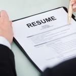 resume work history