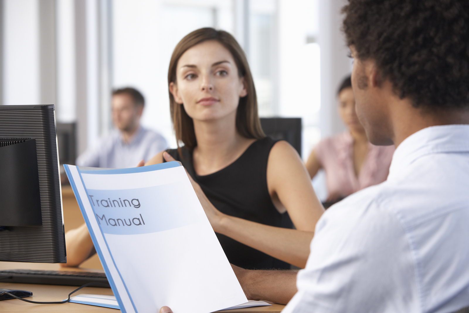 probationary employment contract