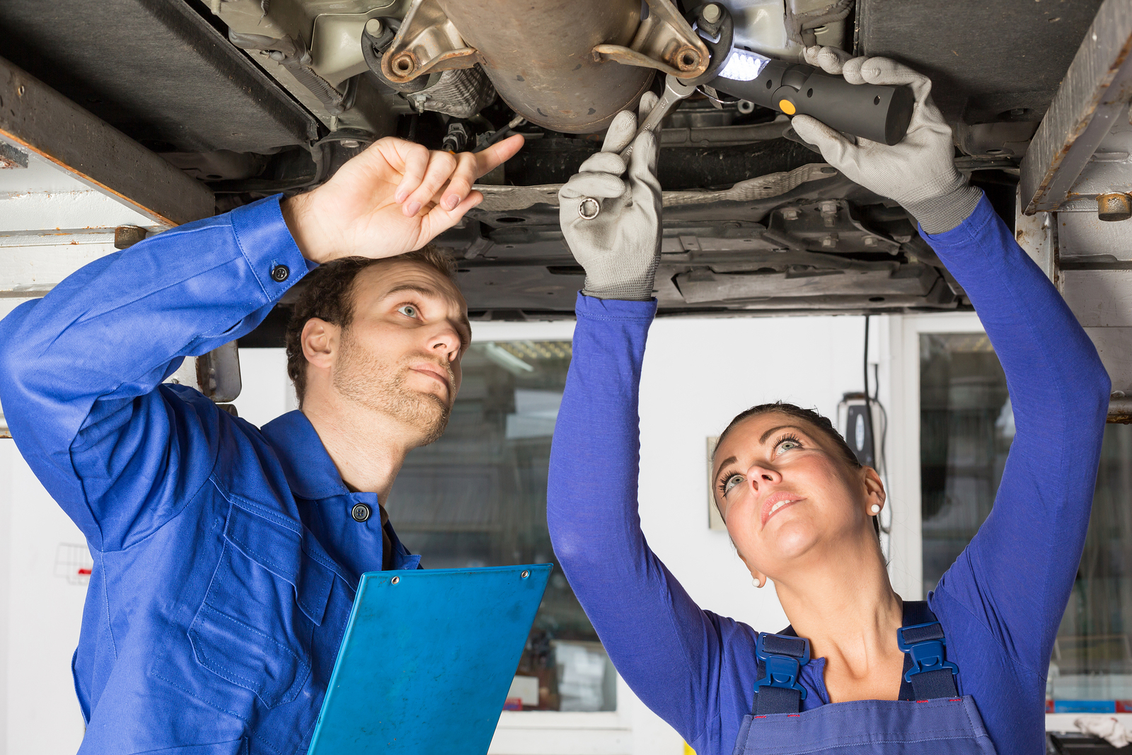 mechanic careers