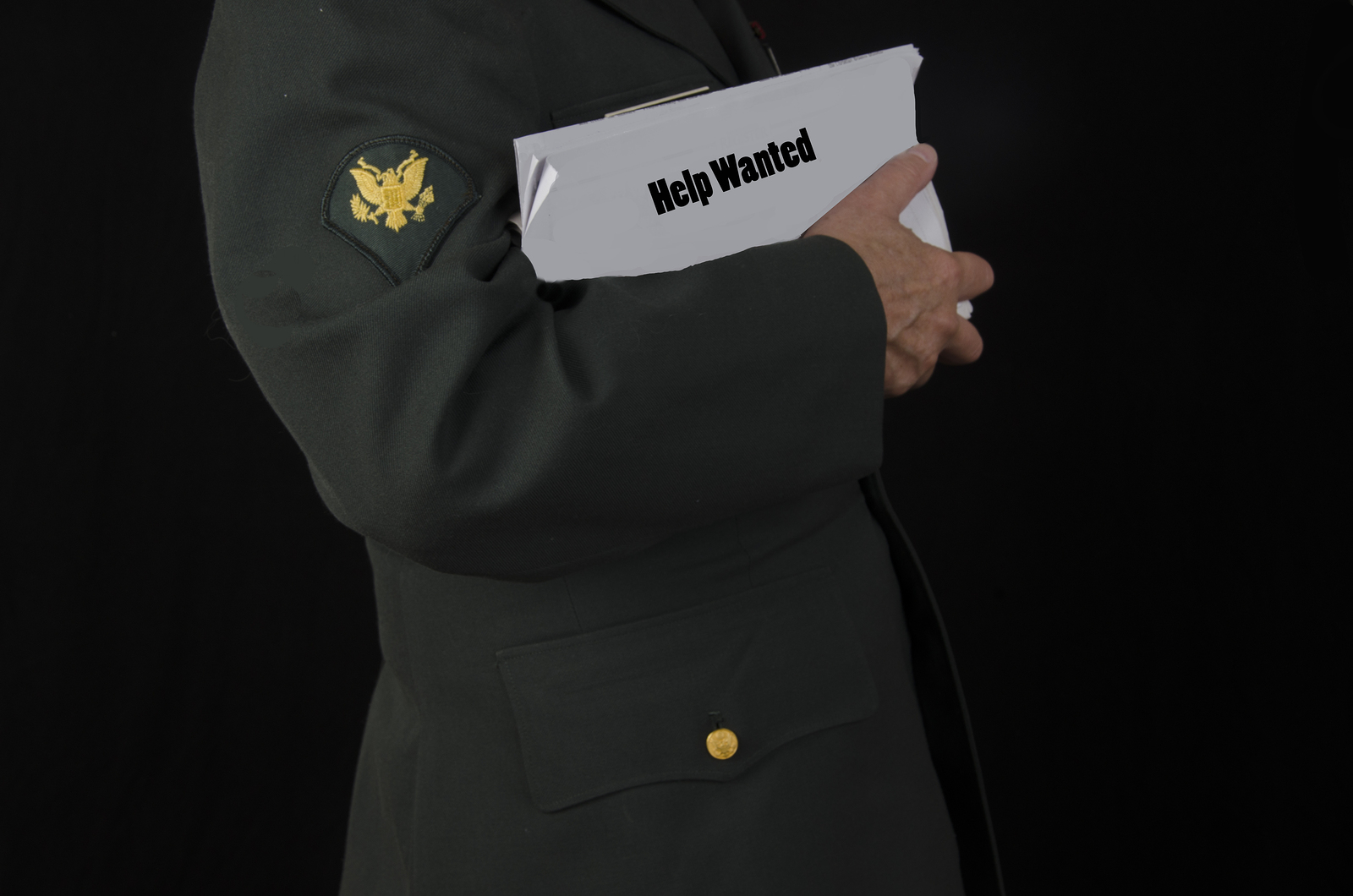 military veterans job search