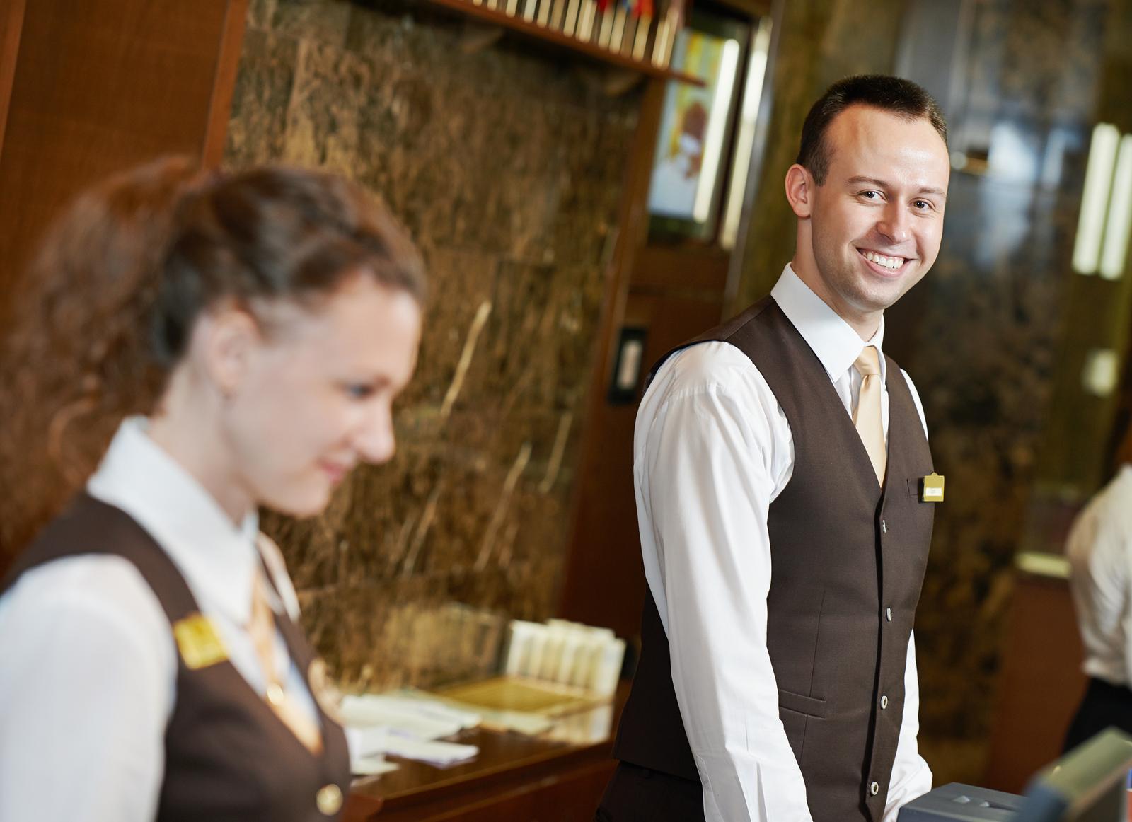 hotel industry jobs